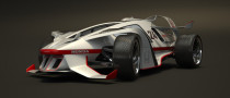 Honda Pegasus Racing Concept [Photo Gallery]
