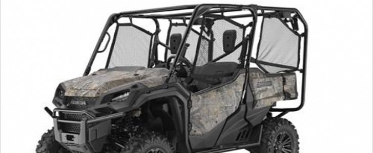 Honda Pioneer 1000 Side by Side Vehicle Enters Production ...