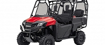 Honda Pioneer SxS Production Started in South Carolina