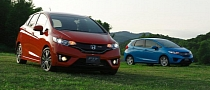 Honda Planning Jazz / Fit Hybrid Type R With 190 HP