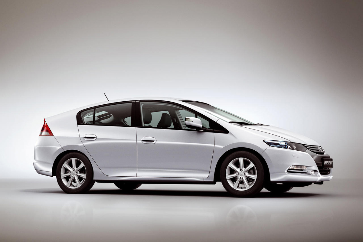 Honda S Insight Is Outperformed By Toyota Long Praised Prius