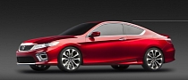 Honda Predicts Excellent 2012, Backed by New Accord
