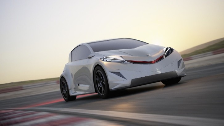 Honda R-EV Concept for the Masses [Photo Gallery]