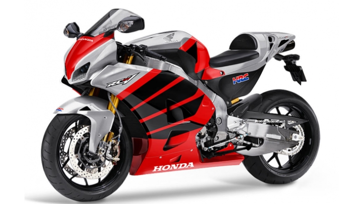 Honda RCV 1000 MotoGP Replica May Come In 2015 EUR100000 Price Tag