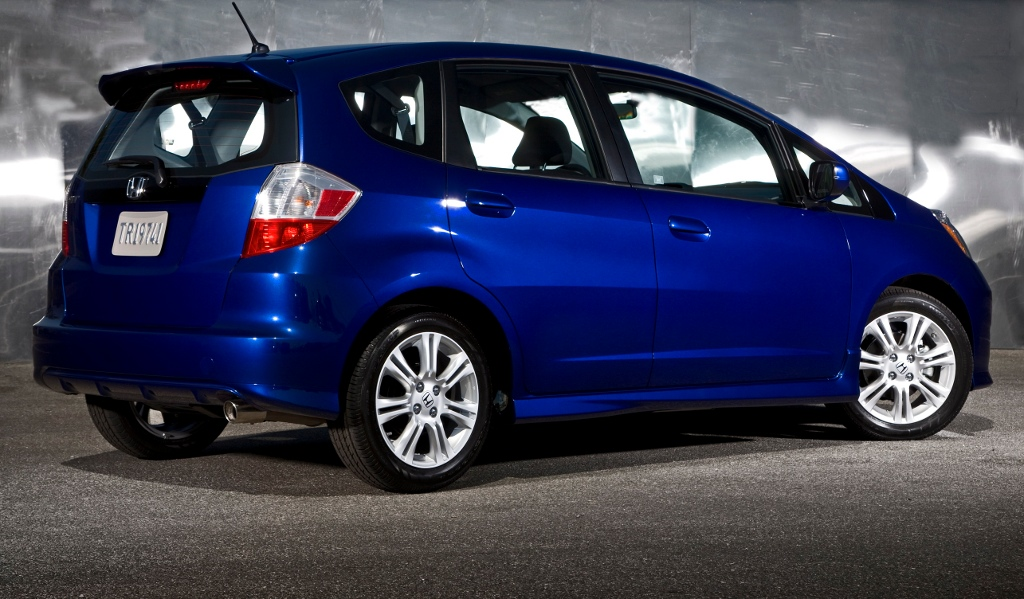 Honda Recalling Fit Models Due To Lost Motion Spring