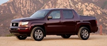 Honda Recalling Up To 7600 Ridgelines Over HVAC Issues