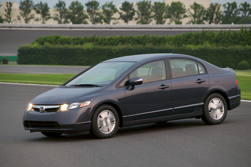 honda recalls 2006 2007 civic hybrid in the us autoevolution. Black Bedroom Furniture Sets. Home Design Ideas