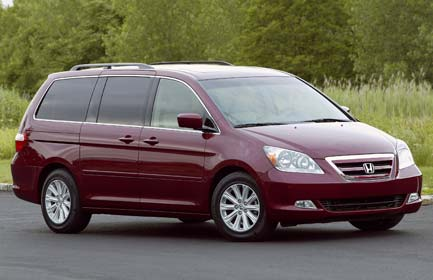honda recalls 21 000 odyssey minivans autoevolution. Black Bedroom Furniture Sets. Home Design Ideas