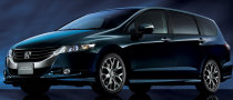 Honda Recalls Faulty Odysseys in the US