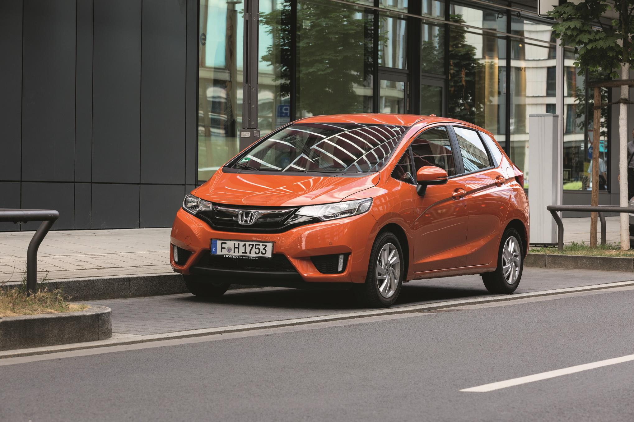 Honda Released UK Starting Price For The New Jazz Hatchback