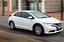 Honda Reports 16% Increase in European Car Sales