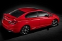 Honda Reveals 2013 Civic Interior, Si Sports Edition [Photo Gallery]