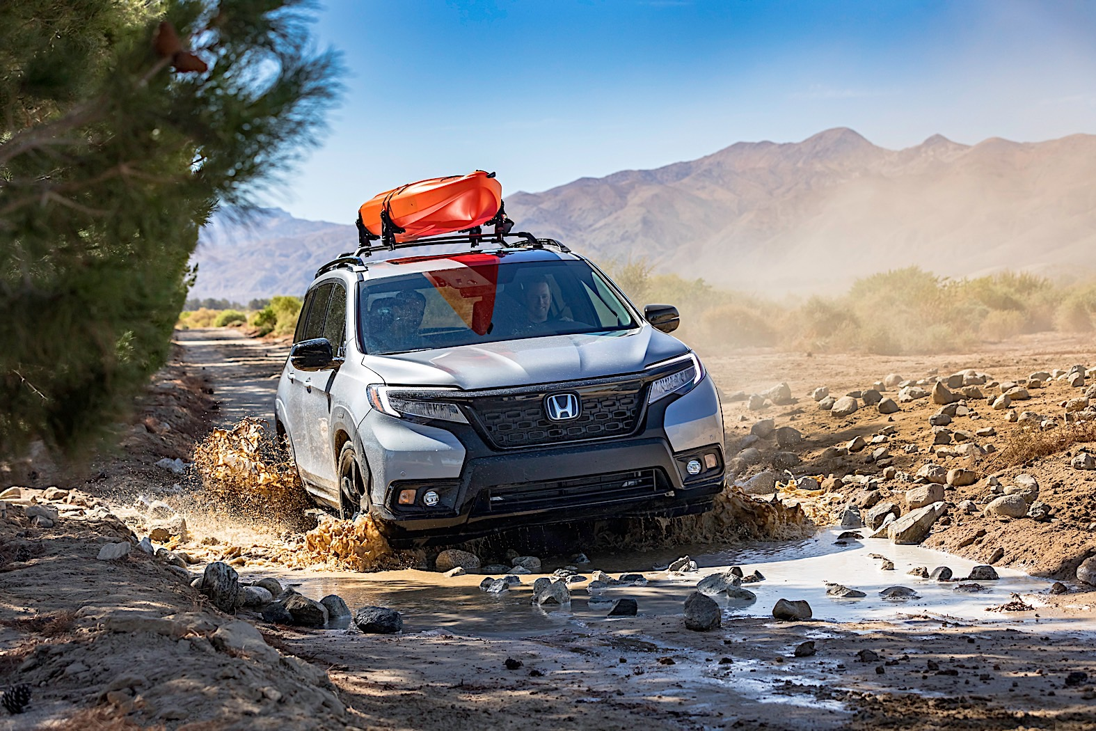 Honda Passport Is Ready For Off-Road Adventure