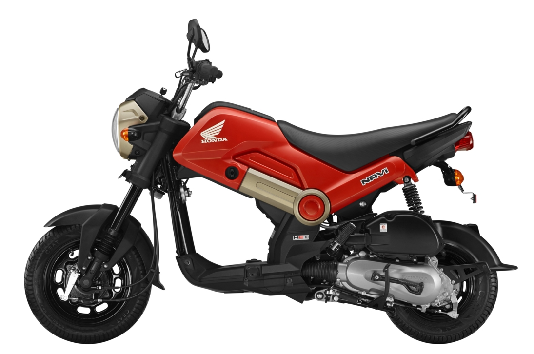 Honda Reveals Fun Packed Navi Scooter Looking Like Grom S