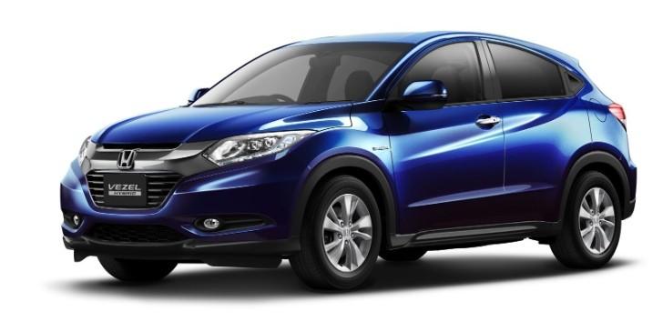 Honda Reveals Honda Vezel Urban Crossover SUV in Tokyo - autoevolution