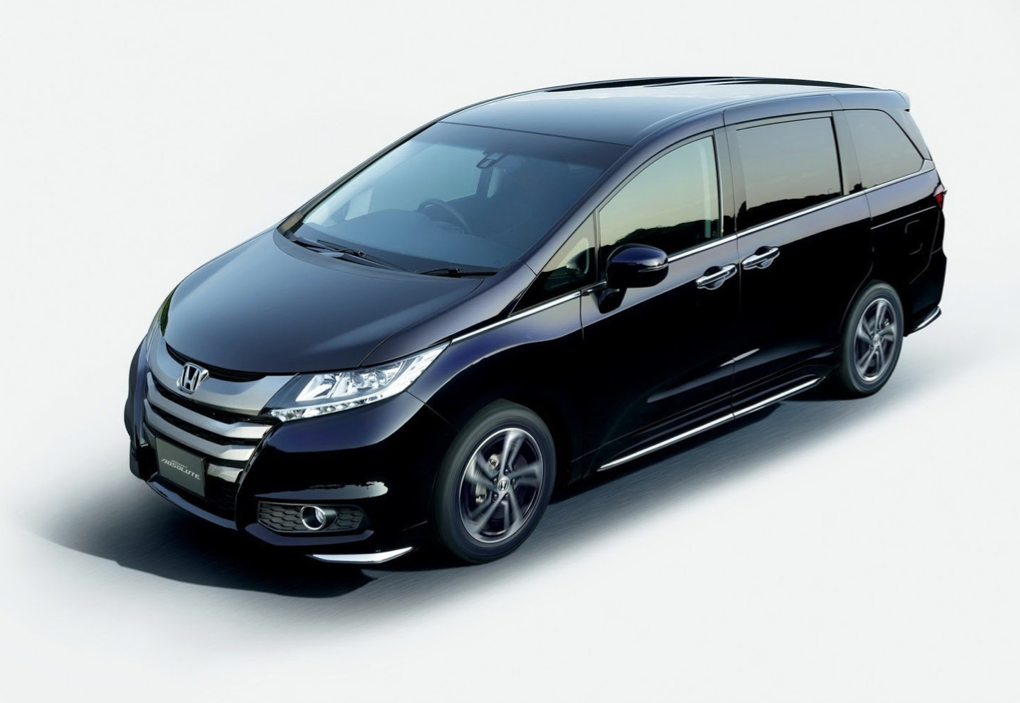 honda reveals new odyssey and odyssey absolute in japan autoevolution. Black Bedroom Furniture Sets. Home Design Ideas