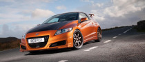 Honda Reveals the CR-Z MUGEN
