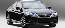 Honda Reveals US Market 2014 Accord Hybrid