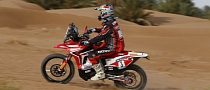 Honda Revises Dakar 2013 Plans with a 3-rider Line-Up