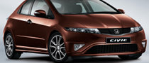 Honda Revises the Civic for 2011