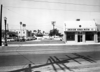 American Honda's first corporate office - Pico Blvd. Los Angeles