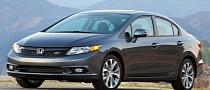 Honda Running Out of 2012 Civics in America