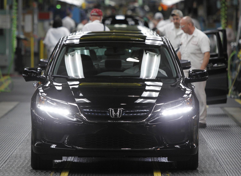 ... 2014 Honda Accord Hybrid ...