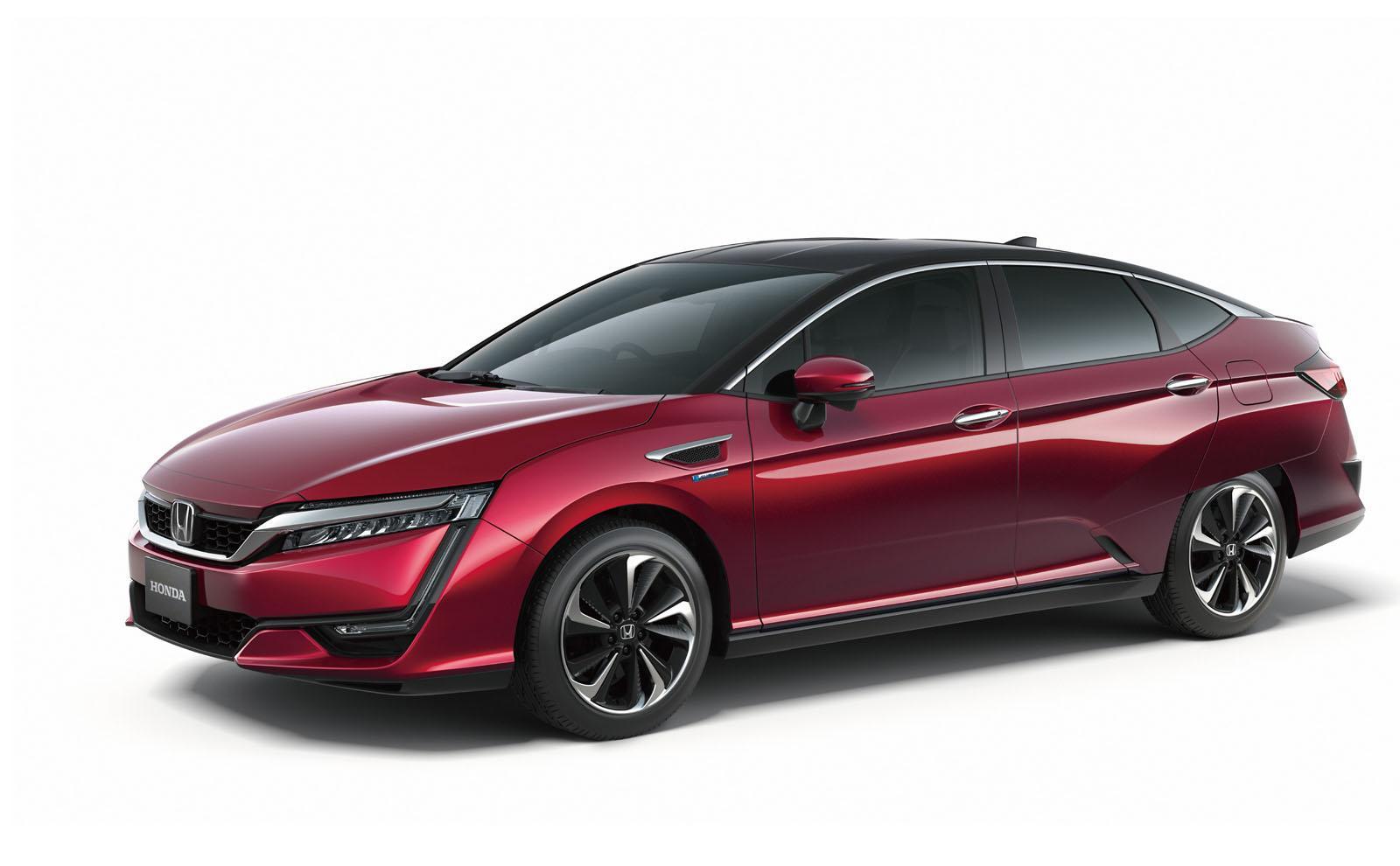 Honda fuel cell carr