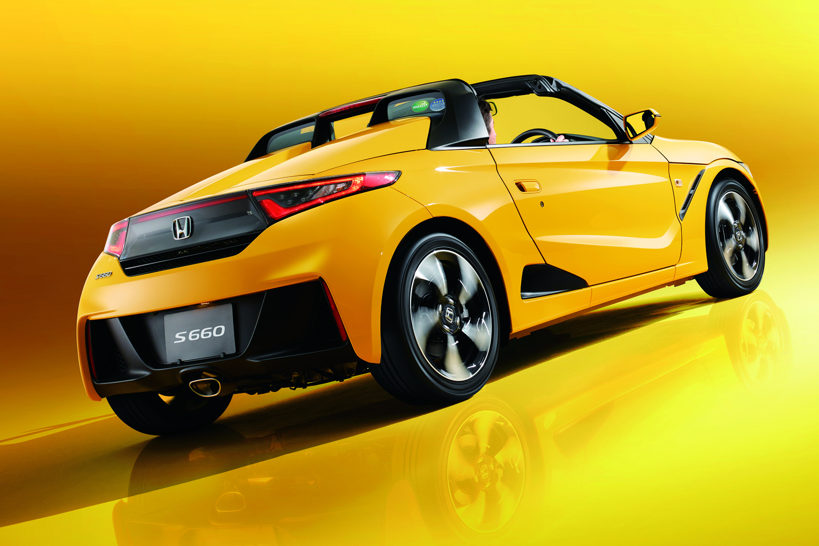 Honda S660 Kei Sportscar Is Sold Out In Japan 80 Percent Of Its