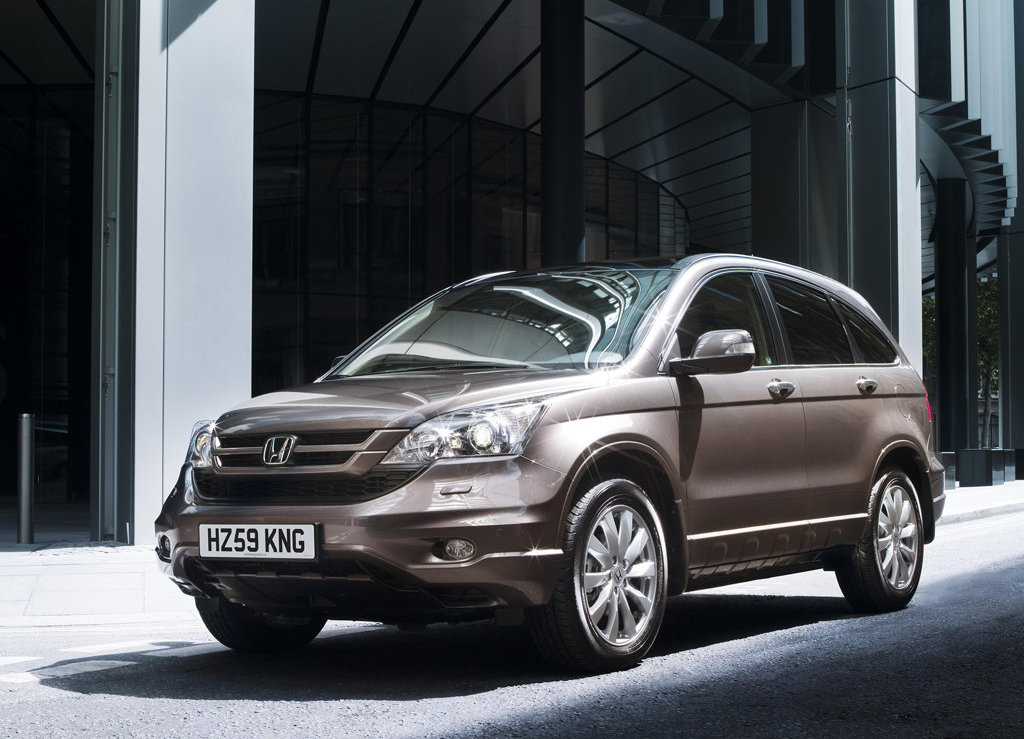 Honda Says Accords and CR-Vs Could Leak Engine Oil