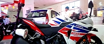 Honda Shows the CBR250R Police Bike