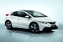 Honda Spices European Civic Up With 'Aero Package'