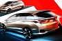 Honda Teases new Brio MPV Ahead of Indonesia Show Debut
