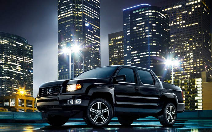Honda to Halt Ridgeline Truck Production in 2014