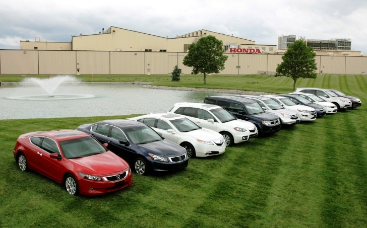 Honda To Invest $215 Million in Ohio Operations