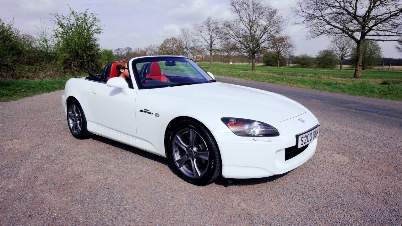 honda uk brings out s2000 from heritage collection autoevolution. Black Bedroom Furniture Sets. Home Design Ideas