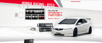 Honda UK Launches Teaser Site for 2011 BTCC Season [Video]