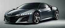 Honda UK Taking Pre-Orders for NSX Supercar!