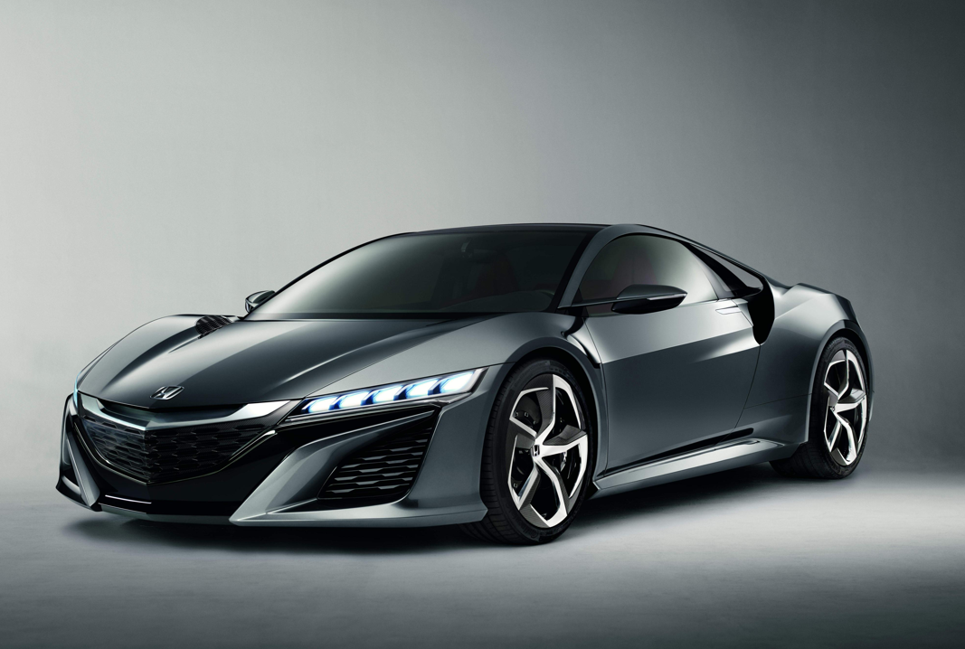 Honda UK Taking Pre Orders For NSX Supercar