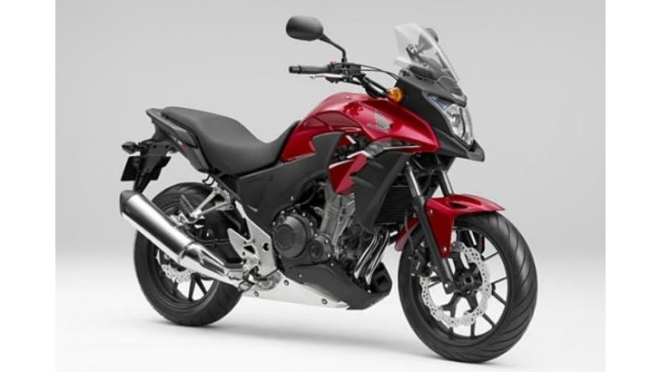 Honda Unveils the New 400cc Bikes