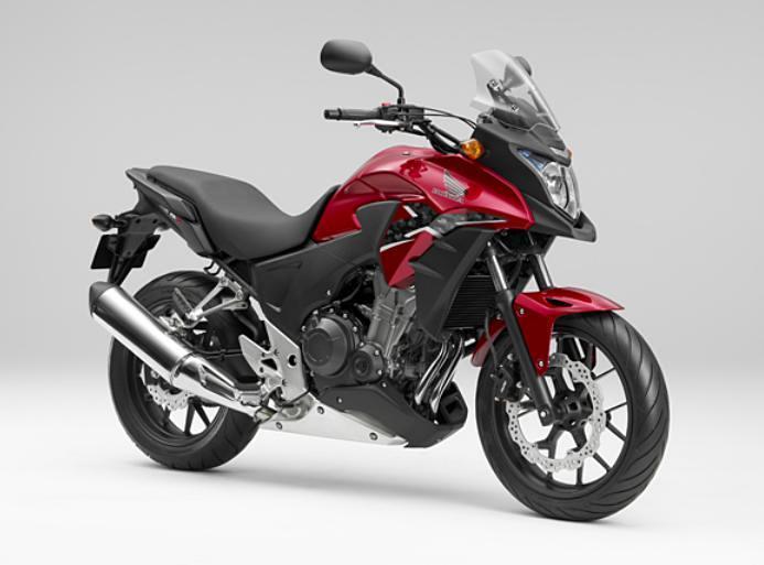 Honda Unveils the New 400cc Bikes - autoevolution