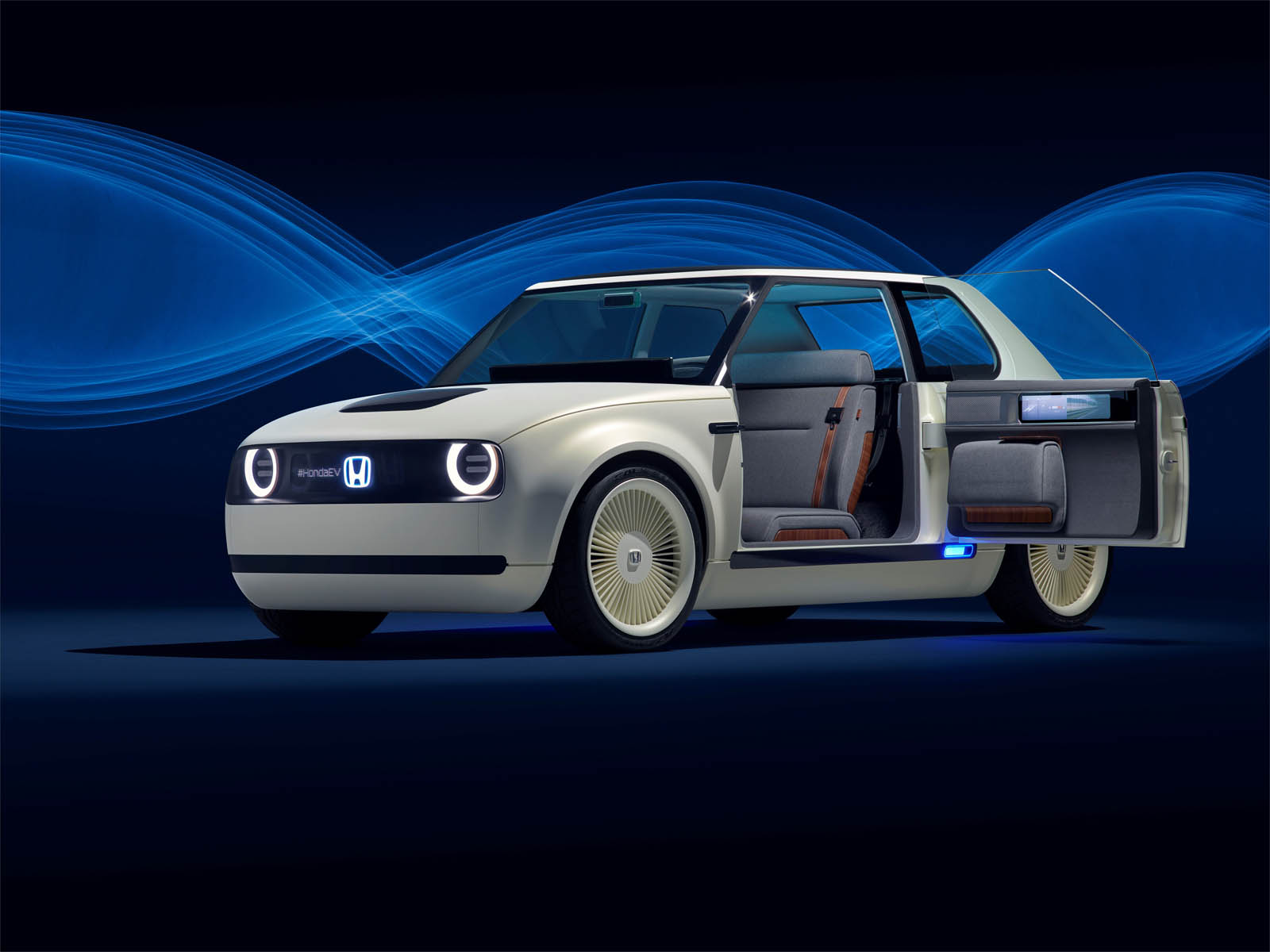 Honda Civic Electric Car Conversion