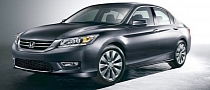 Honda US Sales Boosted 31% by Accord
