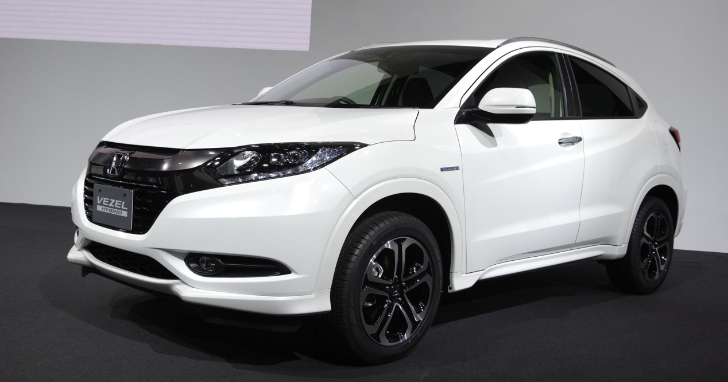 Temple Of Vtec >> Honda Vezel Crossover to Be Named HR-V in North America - autoevolution