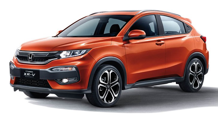Honda XR-V Concept Shows a New Take on Vezel for China ...