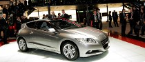 Honda's Success Story: CR-Z 10,000 Units Already Ordered in Japan