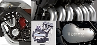 Horex VR6 engine