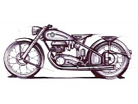 Horex started building bikes in 1920