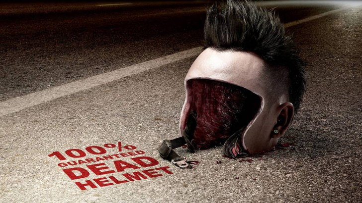 Horror Used in Thailand to Promote Motorcycle Safety