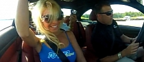 Hot Blondes Ride in Drifting BMW M3 [Video]
